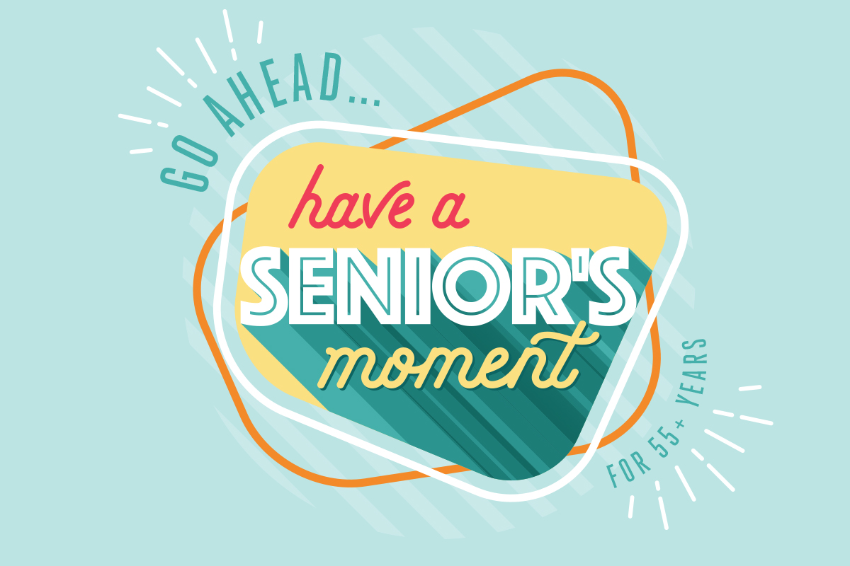 Join Our Senior's Club